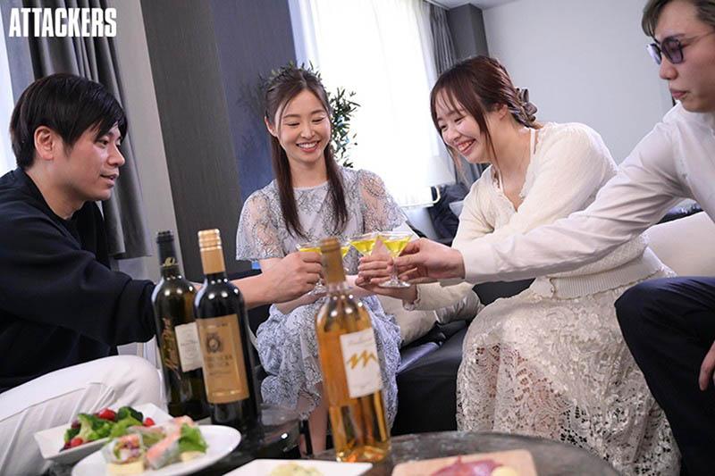 """结婚纪念日出轨的人妻!寂寞少妇""""夏目彩春""""沈溺于不伦性爱!"""